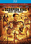Cover image for The Scorpion King 4