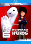 Cover image for Big Hero 6