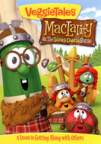 Veggie Tales Maclarry & The Stinky Cheese Battle