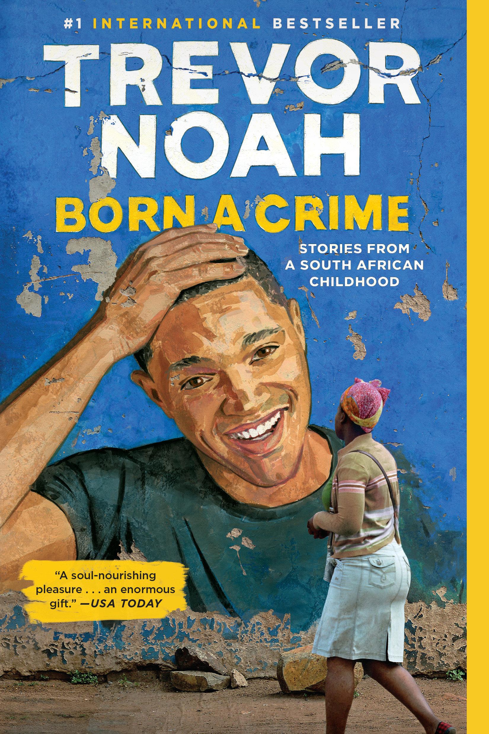 All Community Reviews of Born A Crime (eBook) | Ottawa Public