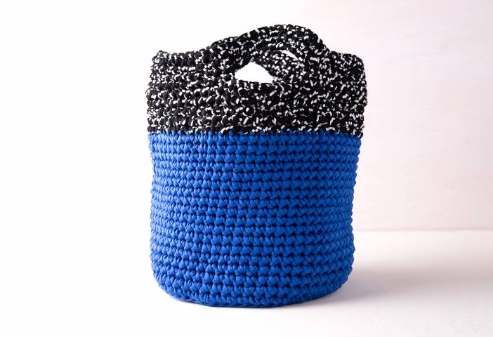 Crochet the Brady Basket