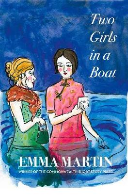 Cover of Two girls in a boat