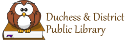 Duchess & District Public Library