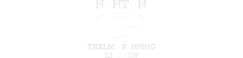Thelma Fanning Memorial Library of Nanton